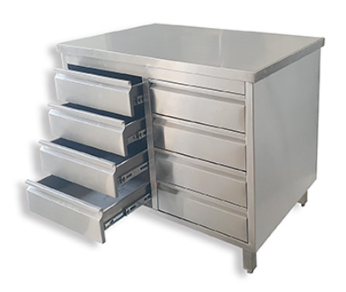 Base Cabinet With Drawers