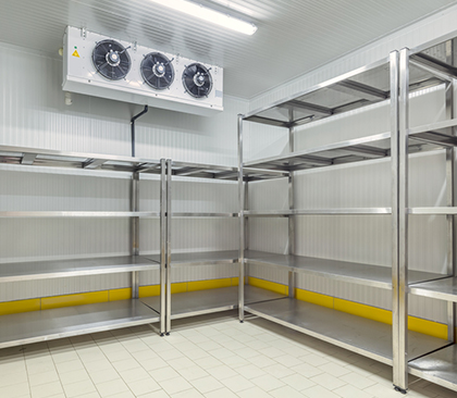 Cold Rooms & Refrigeration