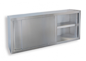 Wall Cabinet With Sliding Door