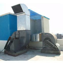KITCHEN VENTILATION & MAKEUP AIR SYSTEM
