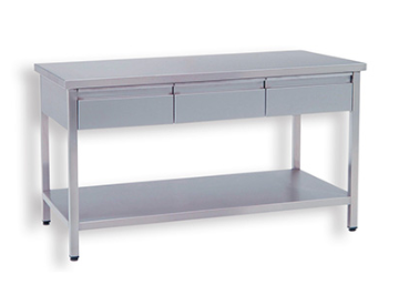 Center type table