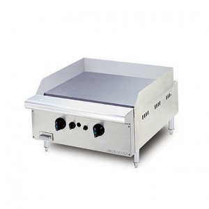 S/S TABLE TOP GAS GRIDDLE