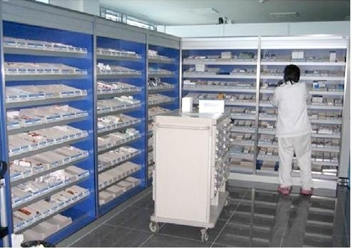 HEAVY DUTY STORAGE & SHELVING UNITS