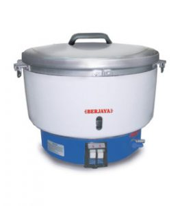 COMMERCIAL GAS RICE COOKER