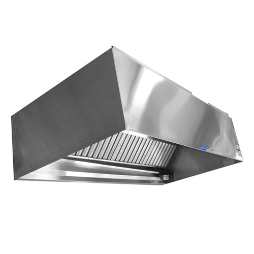 C/F S.S WALL MOUNTED HOOD ( BOX TYPE )