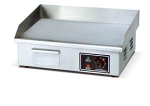 COUNTER TOP ELECTRIC GRIDDLE FLAT