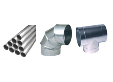 DUCTING COMPONENTS