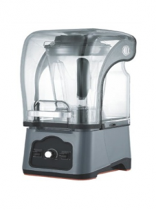 BLENDER WITH SOUNDPROOF ENLOSURE