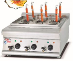 COUNTER TOP ELECTRIC PASTA COOKER