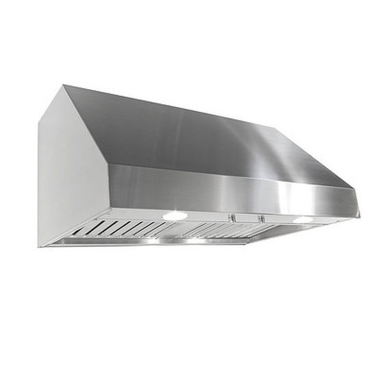 C/F S.S WALL MOUNTED HOOD ( CONE TYPE )