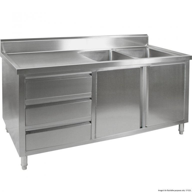 C/F S.S SINK CABINETS